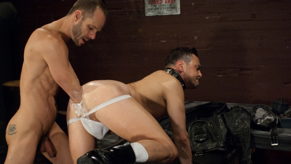 Gay porn role play