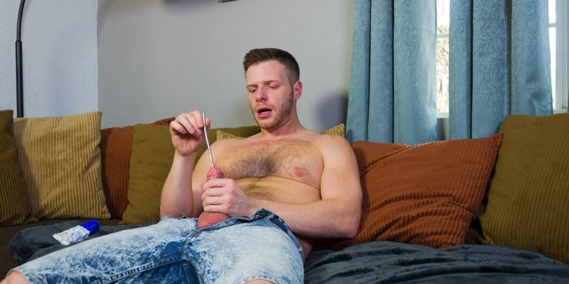 Brian Bonds - Cock Sounding And Fist Fucking